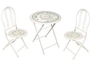 Τραπέζι Με Καρέκλες (Σετ 3τμχ) Espiel JOG205