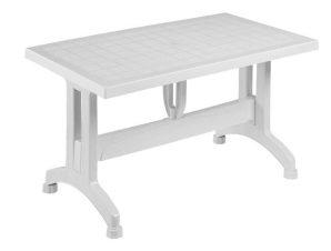Τραπέζι 120Χ70Χ73.5Υεκ. White HM5739.01