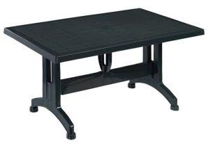 Τραπέζι 140Χ80Χ73.5Υ Dark Green HM5738.07