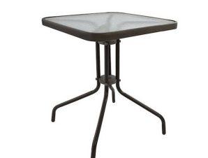 Τραπέζι Baleno Ε2404,1 60x60x70cm Grey