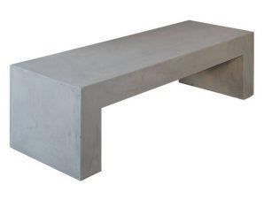 Πάγκος Concrete Cement Grey Ε6202 150x40cm